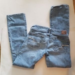 American eagle outfitters kick boot short